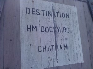 DestinationChathamDockyard