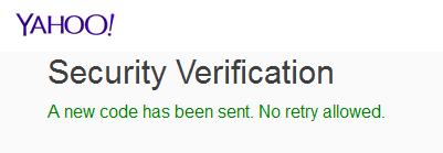 YahooConfirmIdentityCode